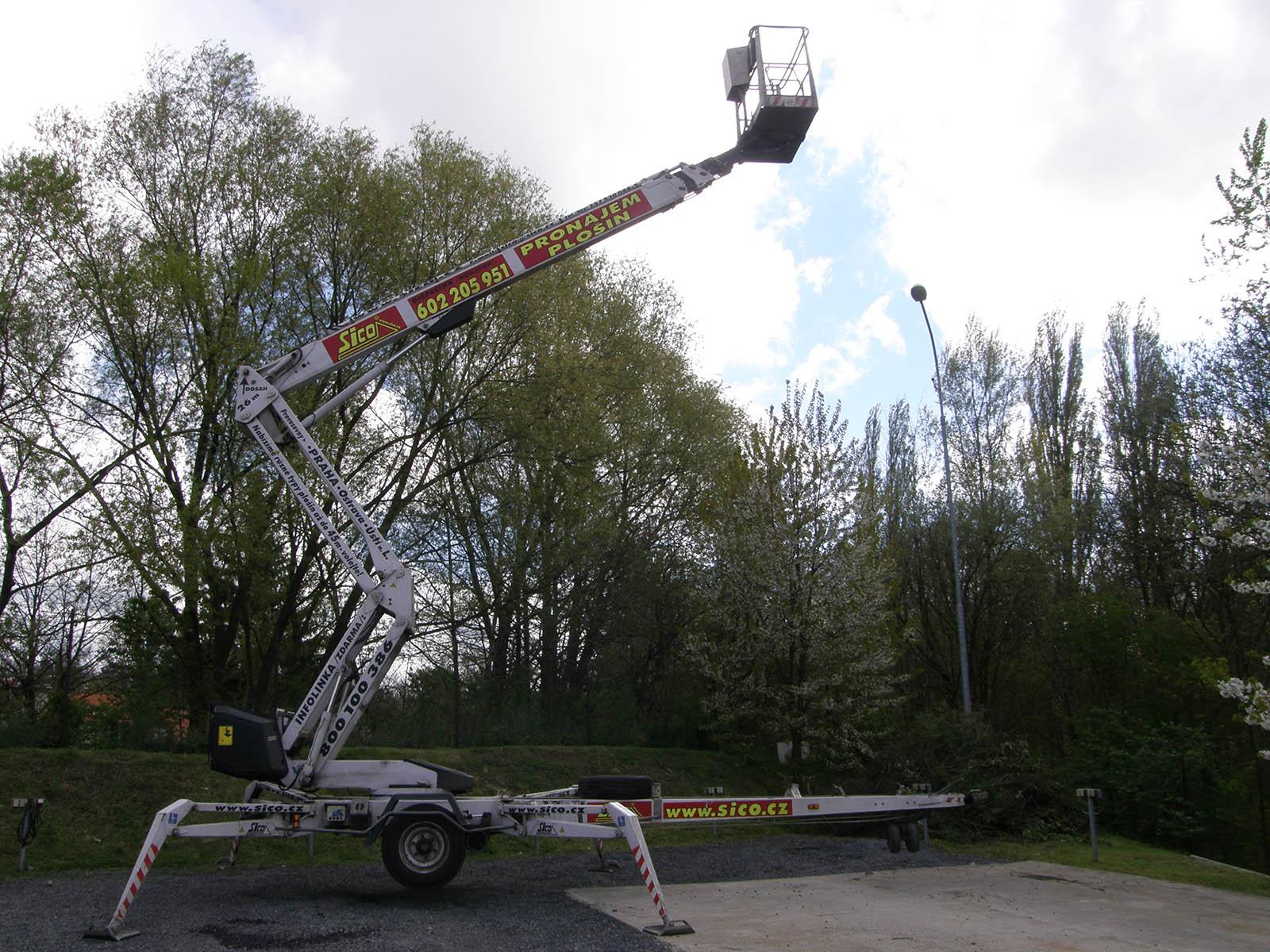 Dino-Lift 260XT