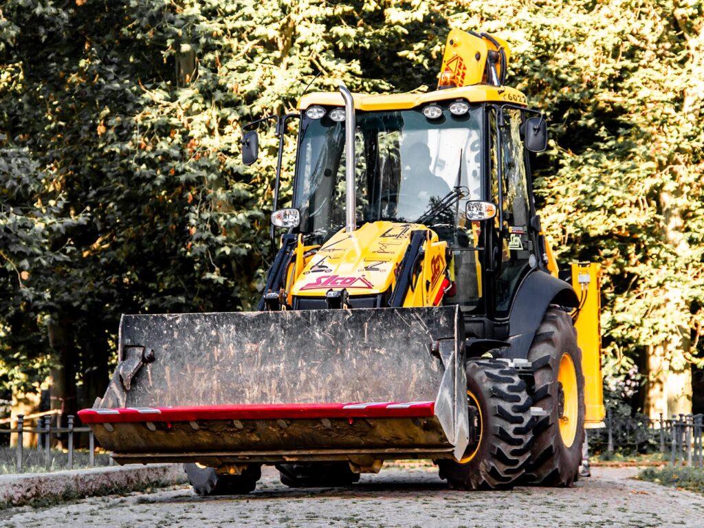 Traktorbagr JCB 3CX Eco Sitemaster na Letné